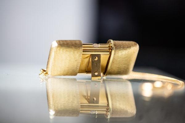 Movado Ermetoscope - Montre de poche - Les objets chez Joseph Bonnie