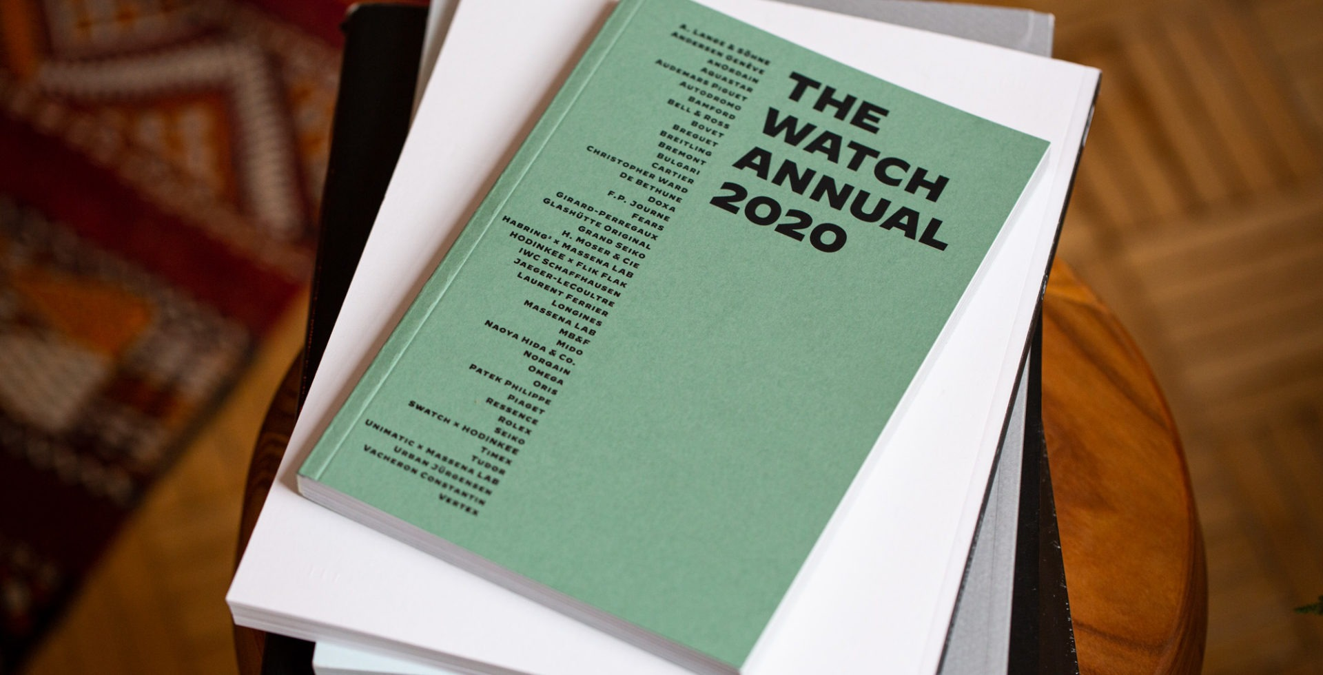 THE WATCH ANNUAL 2020