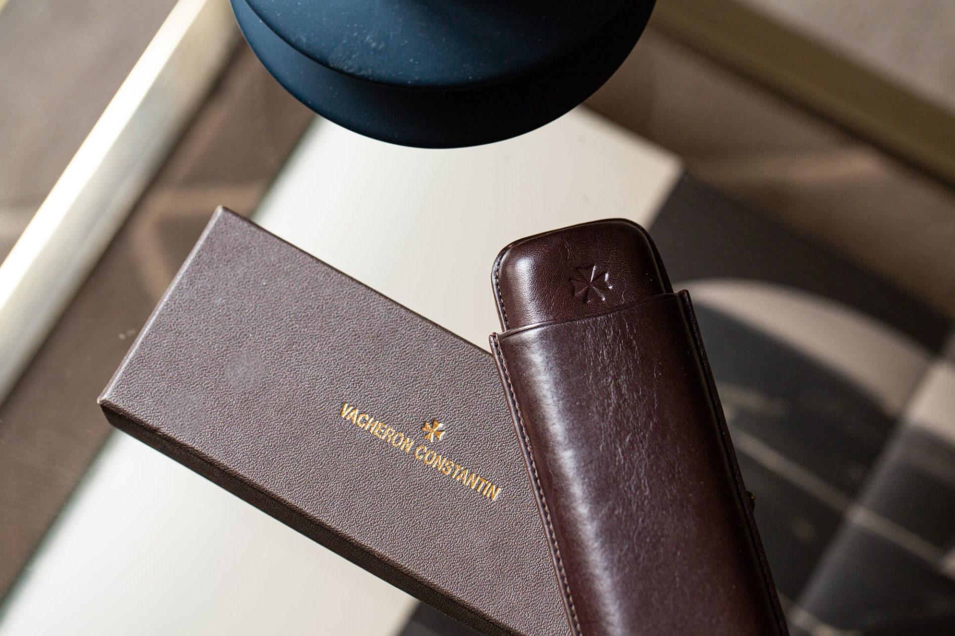 Étui à cigares Vacheron Constantin - Sélection d'objets chez Joseph Bonnie