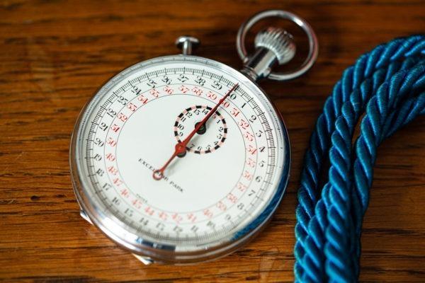 Excelsior Park chronographe - Sélection d'objets chez Joseph Bonnie