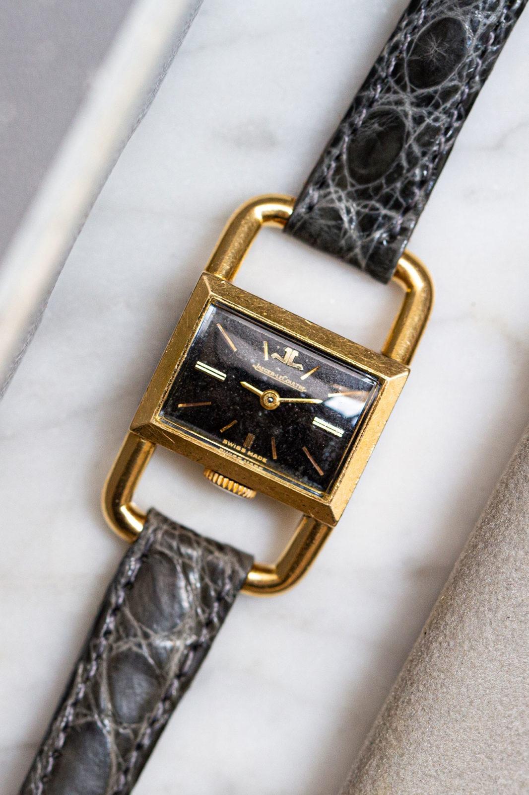 Jaeger-LeCoultre Etrier for Hermès - Sélection de montres vintage Joseph Bonnie