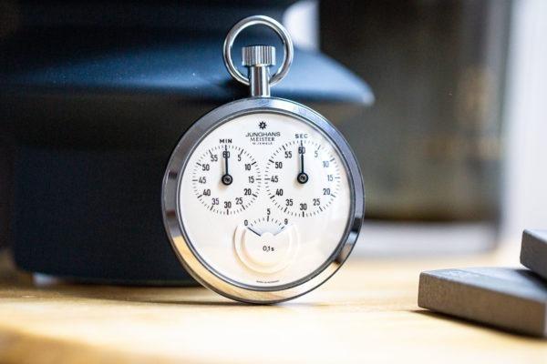 Junghans Meister Chronographe - Sélection d'objets chez Joseph Bonnie