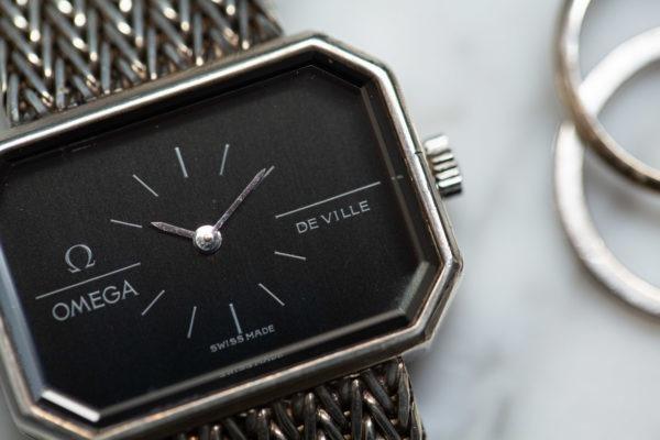 Omega De Ville Jeux d'argent - Sélection de montres vintage Joseph Bonnie