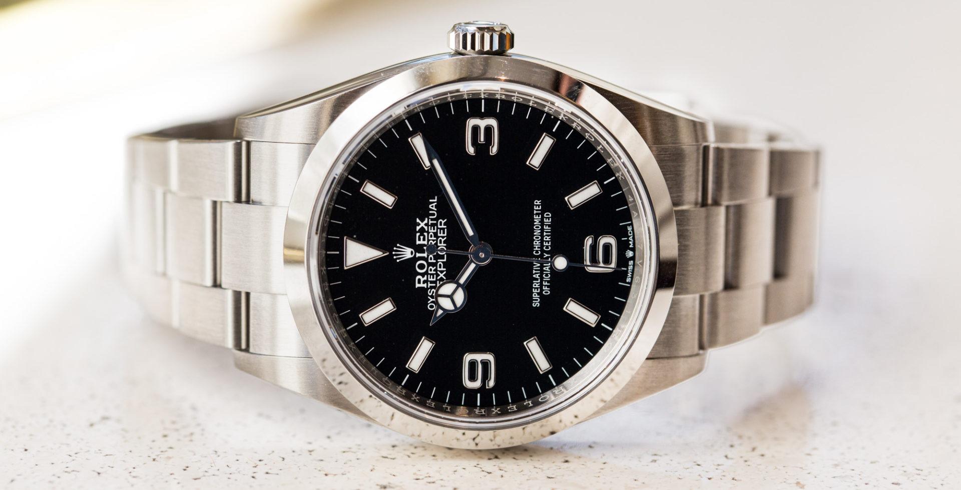 Rolex : nouveautés 2021