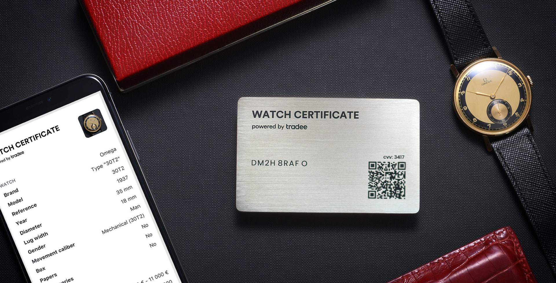 watch certificate