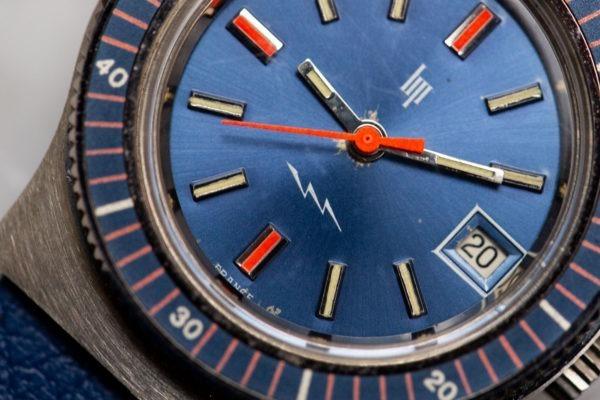 LIP Electronic Lady - Sélection de montres vintage chez Joseph Bonnie