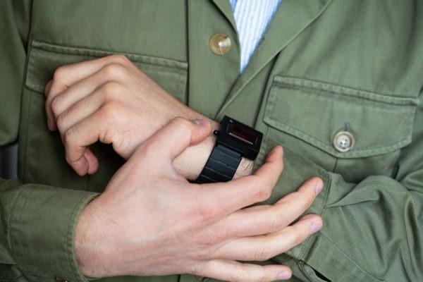 LIP LED Roger Tallon - Sélection de montres vintage chez Joseph Bonnie