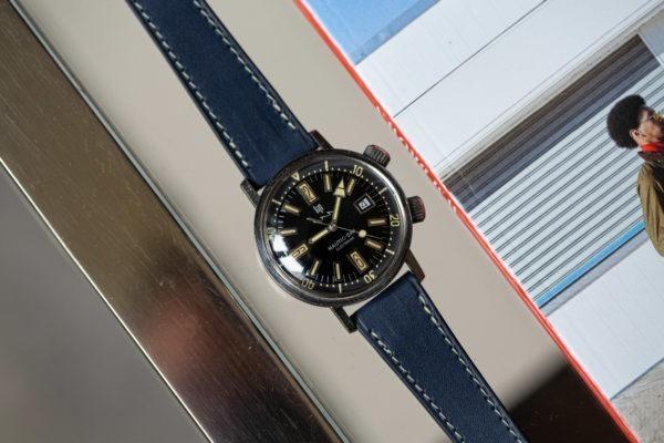 LIP Nautic-Ski Electronic - Selection de montres vintage chez Joseph Bonnie