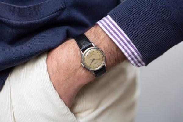 Mido Multifort Extra Super-Automatic - Selection de montres vintage chez Joseph Bonnie