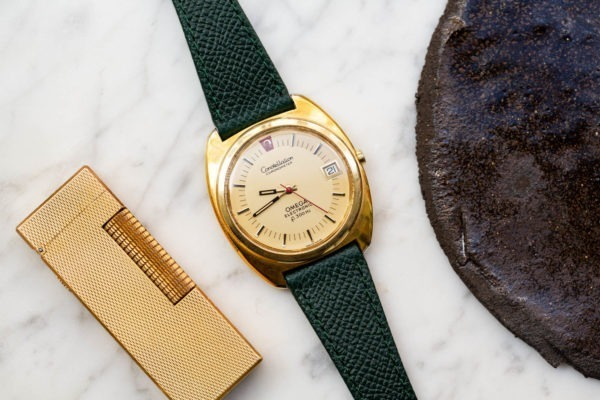 Omega Constellation f300Hz - Sélection de montres vintage chez Joseph Bonnie