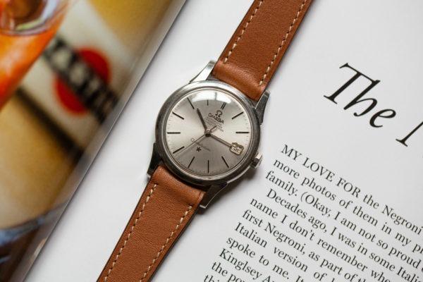 Omega Constellation Flat Dial - Selection de montres vintage chez Joseph Bonnie