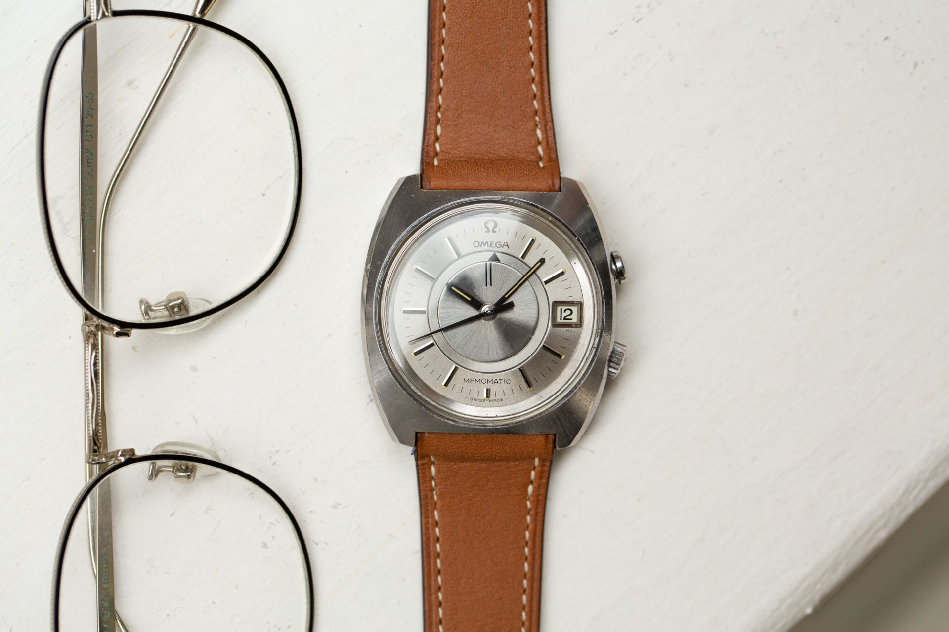 Omega Seamaster Memomatic - Selection de montres vintage chez Joseph Bonnie