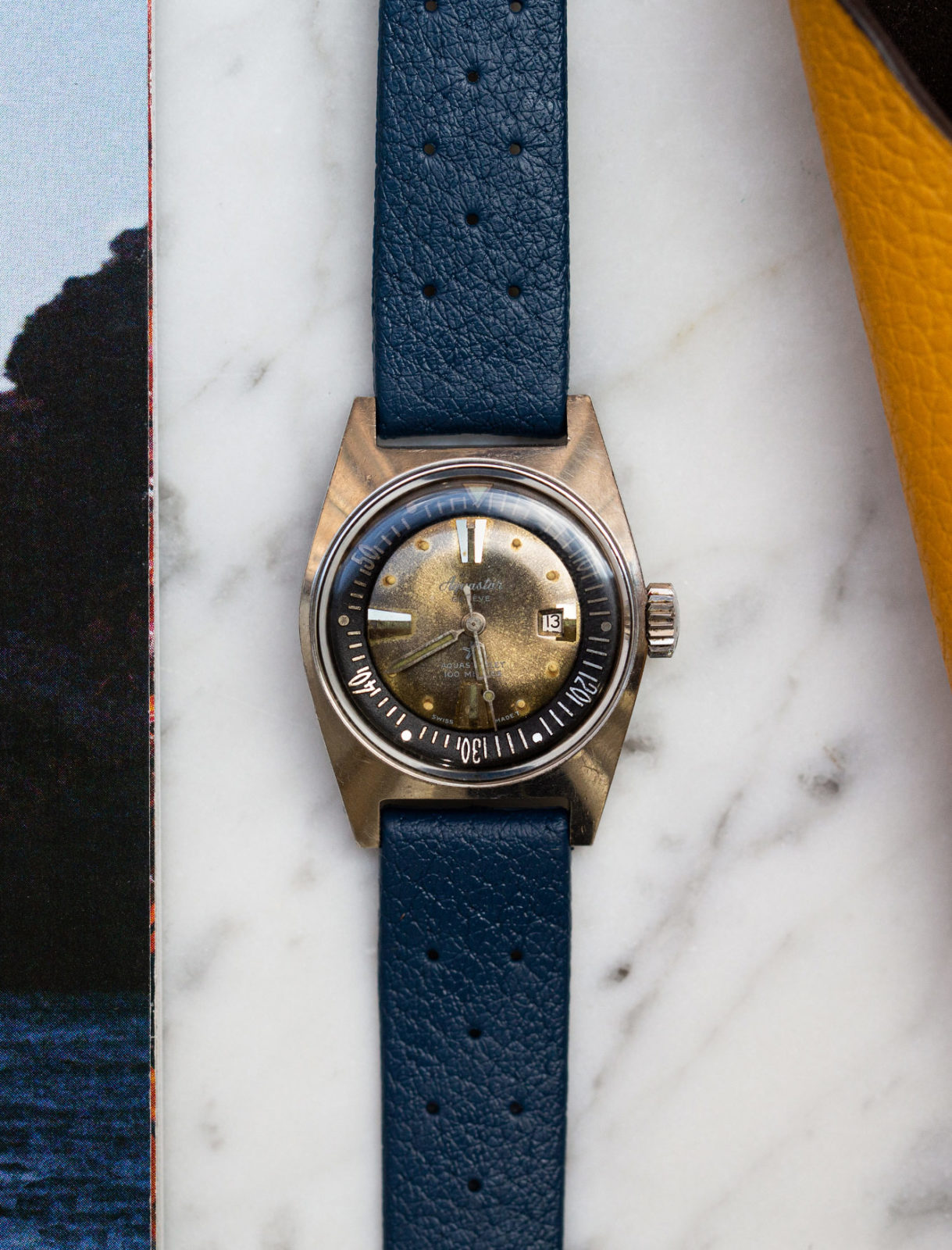 Aquastar Aquastarlet - Sélection de montres vintage chez Joseph Bonnie