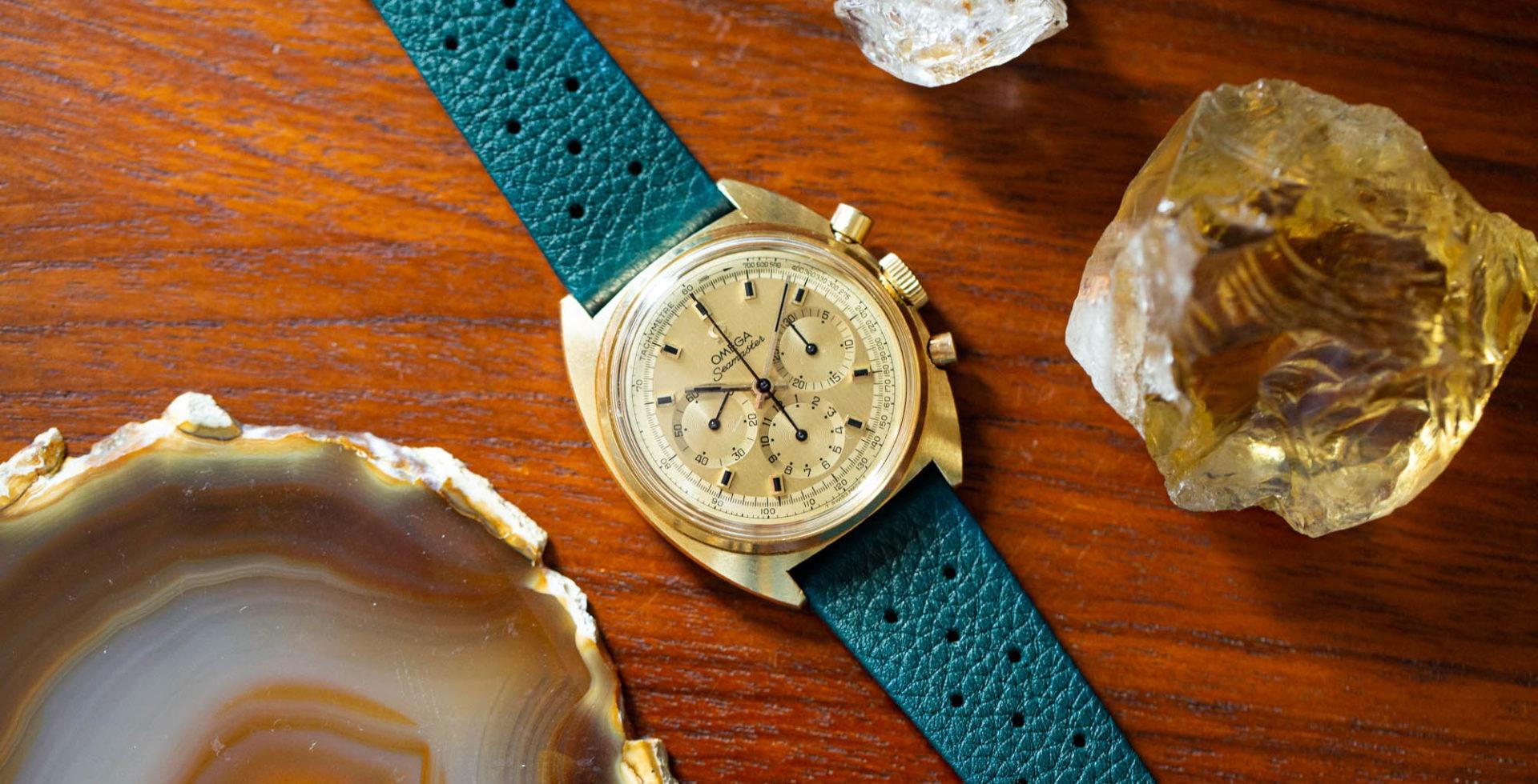 Bracelet montre cuir Star 69