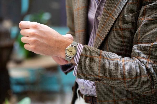 Mido Multifort Powerwind - Sélection de montres vintage chez Joseph Bonnie