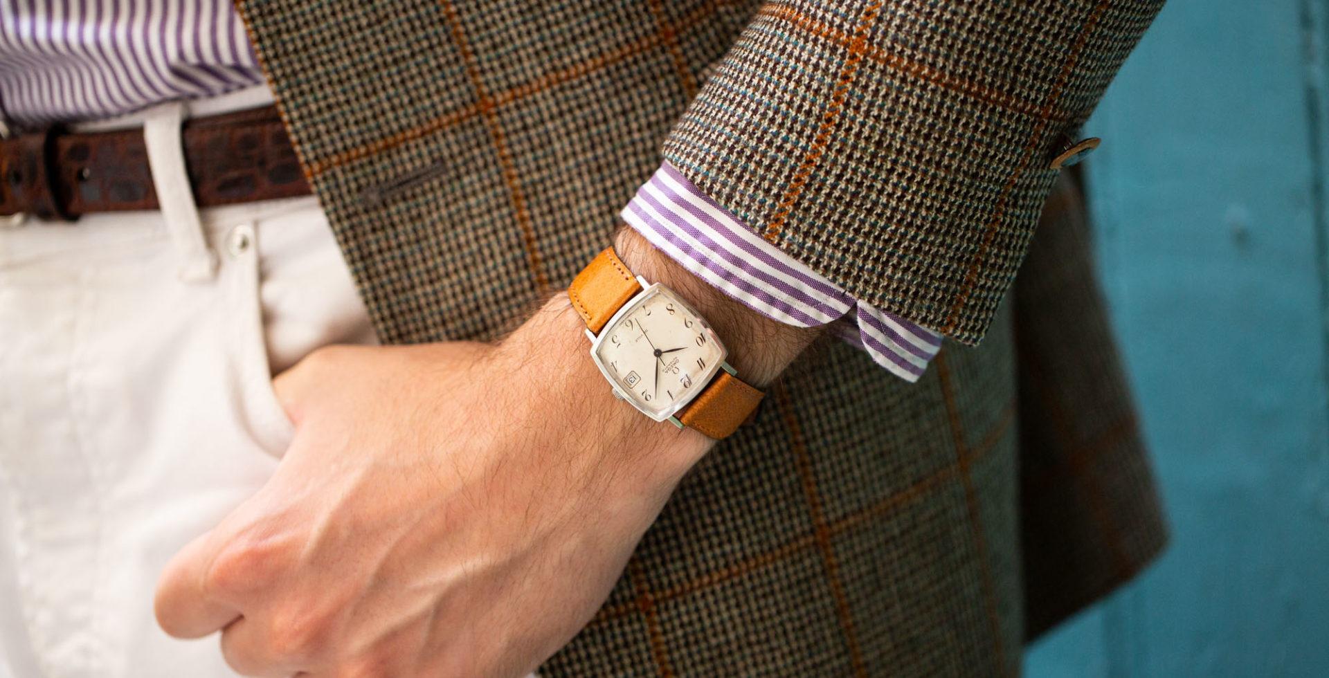 Omega De Ville Automatic - Sélection de montres vintage chez Joseph Bonnie