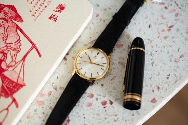Omega Genève NOS - Sélection de montres vintage Joseph Bonnie