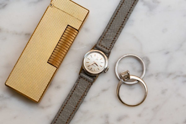 Omega Lady - Sélection de montres vintage chez Joseph Bonnie