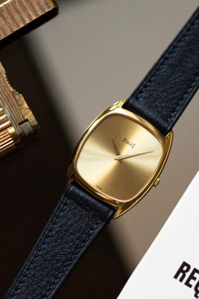 Piaget Black Tie Emperador - Sélection de montres vintage Joseph Bonnie