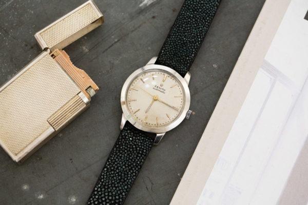 Zenith Automatic - Sélection de montres vintage chez Joseph Bonnie