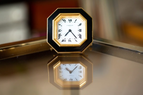 Cartier Réveil - Sélection de montres vintage Joseph Bonnie