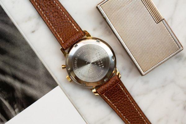 Doxa Sfygmos - Sélection de montres vintage Joseph Bonnie