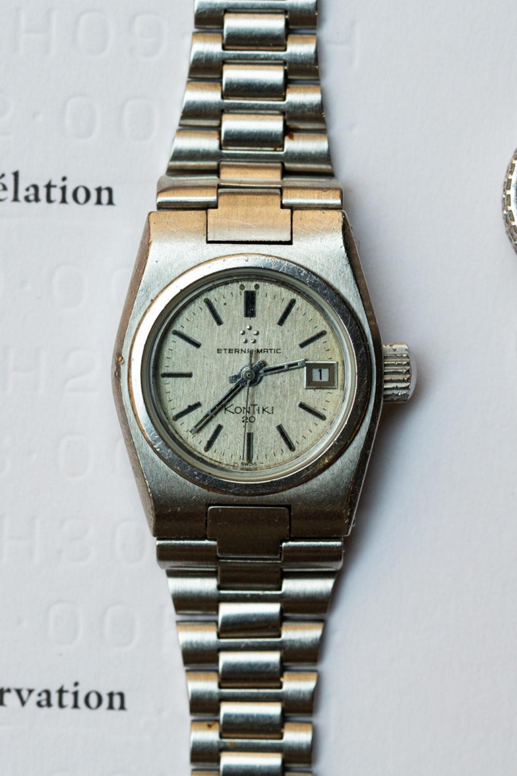 Eterna-Matic Kontiki 20 - Sélection de montres vintage Joseph Bonnie