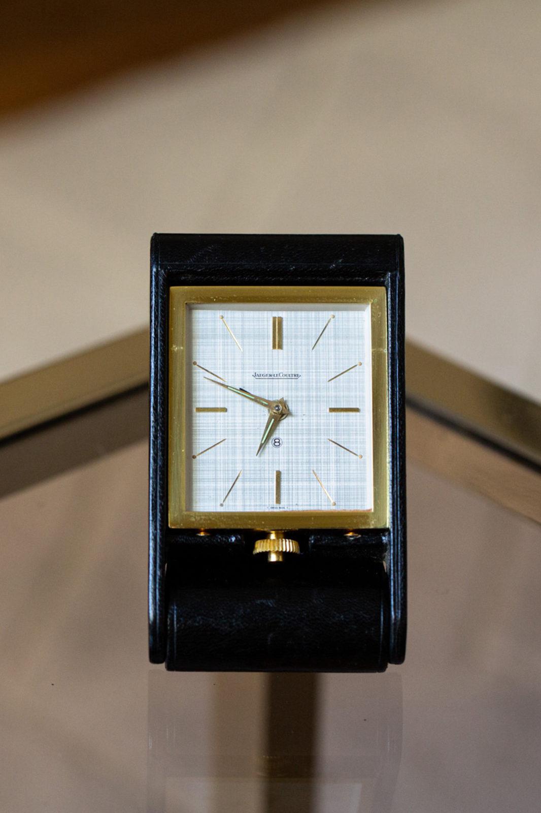 Jaeger-Lecoultre ADOS montre de table - Sélection de montres vintage Joseph Bonnie