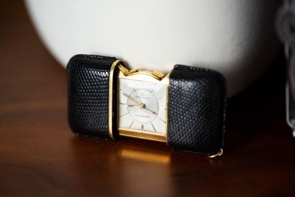 Movado Ermetophon - Sélection de montres vintage Joseph Bonnie