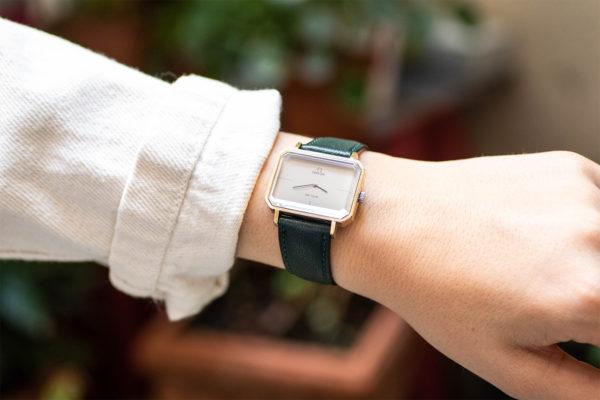 omega De Ville Emeraude - Sélection de montres vintage Joseph Bonnie