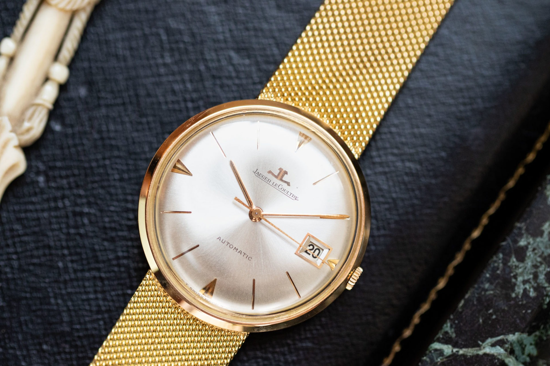 Jaeger-LeCoultre Automatic or
