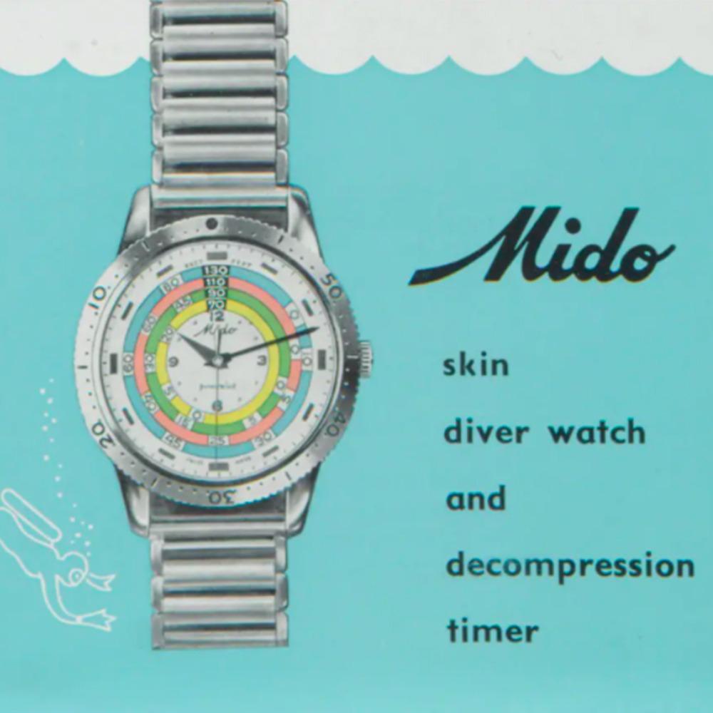 Mido Powerwind Ocean Star