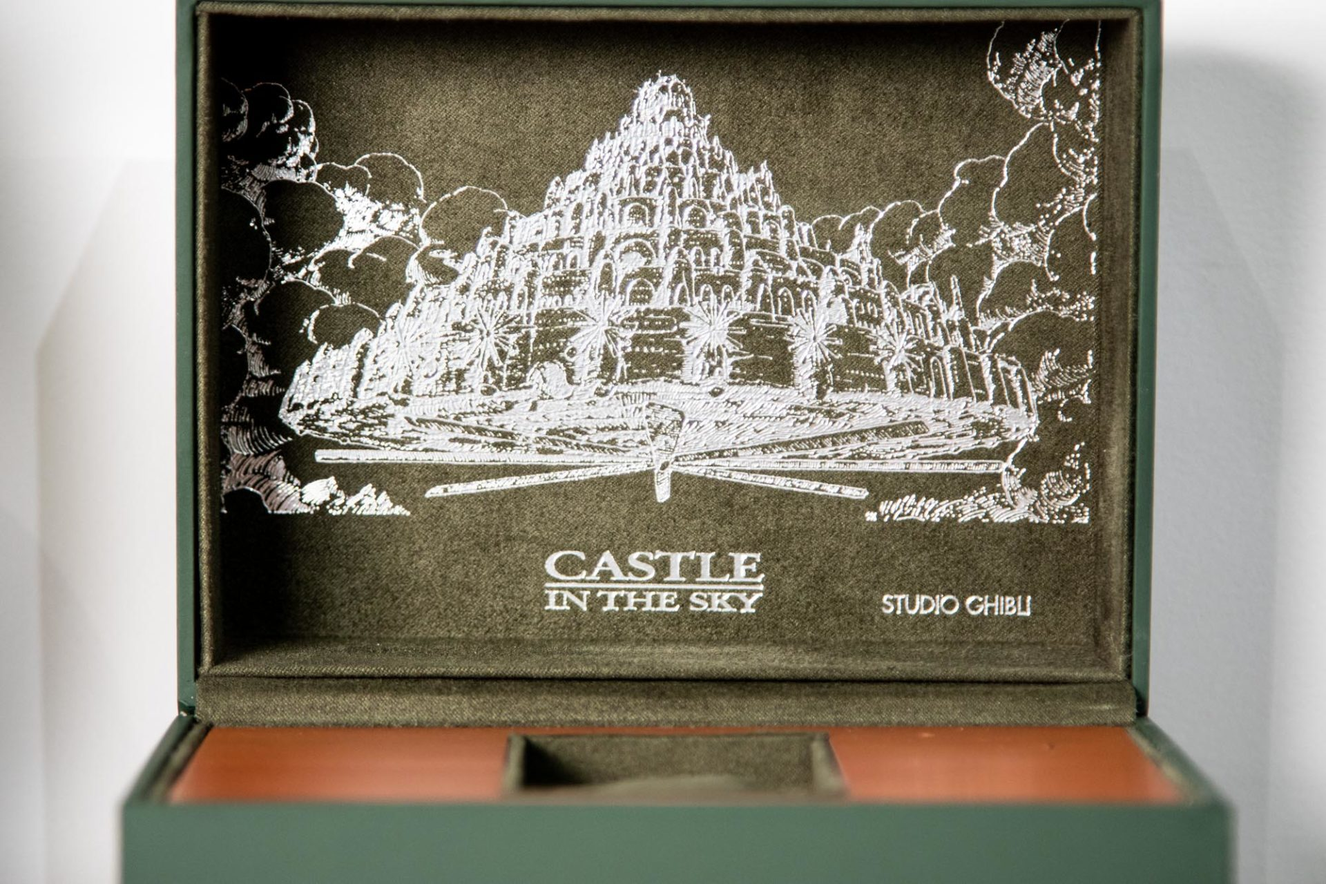 Seiko Presage Le Château dans le Ciel