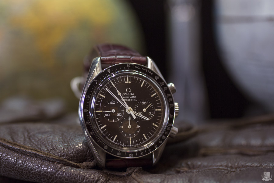 OMEGA: In this wide world of icons | Les Rhabilleurs